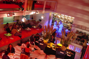 Supperclub in Amsterdam