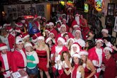 Newport Beach Santa Pub Crawl - Food & Drink Event | Holiday Event in Los Angeles.