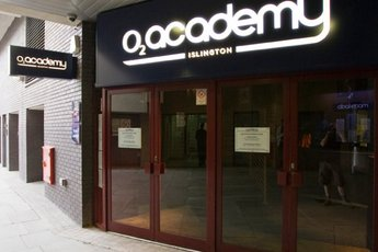 O2 Academy Islington - Concert Venue in London.