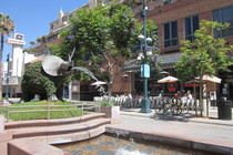 Third Street Promenade - Landmark | Nightlife Area | Outdoor Activity | Shopping Area in Los Angeles.