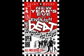New Year's Eve with The English Beat - Party | Concert | Holiday Event in Los Angeles.