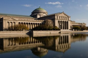 The Museum of Science and Industry - Museum in Chicago.