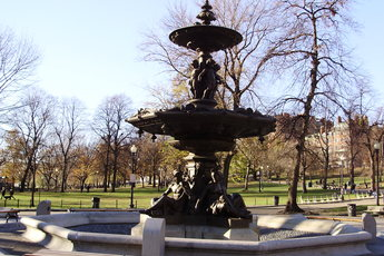 Boston Common - Landmark | Outdoor Activity | Park in Boston.