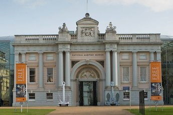 National Maritime Museum - Museum in London.