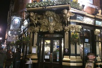 Salisbury - Pub in London.
