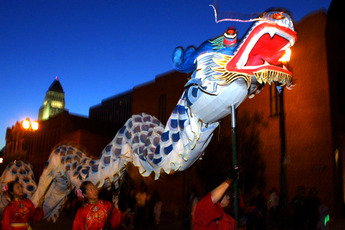 Chinese American Museum Lantern Festival - Cultural Festival | Holiday Event in Los Angeles.