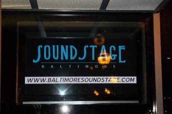 Baltimore Soundstage (Baltimore, MD) - Concert Venue in Washington, DC.