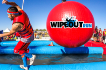 Wipeout Run Orange County 2015 - Obstacle Course | Running | Outdoor Event in Los Angeles.