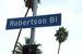 Robertson Boulevard - Outdoor Activity | Shopping Area in Los Angeles.