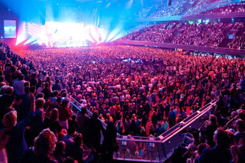 MTV European Music Awards - Awards Show Event in Amsterdam.