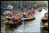 Queen&#x27;s Day - Festival | Music Festival | Parade | Party | Street Fair in Amsterdam.