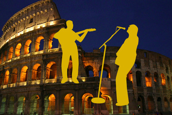 Tram Tracks - Special Event | Concert in Rome.