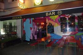 Bar 11 - Bar   Sports Bar in Berlin.