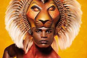 The Lion King - Musical in San Francisco.