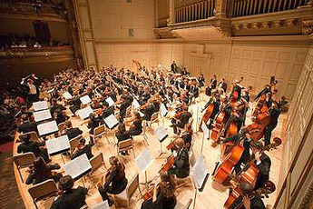 Boston Youth Symphony Orchestra - Concert in Boston.