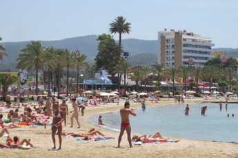 Beaches In San Antonio Ibiza