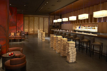 Whiskey Blue (W Hotel Westwood) - Hotel Bar | Lounge in Los Angeles.