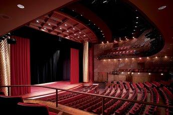 NYU Skirball Center - Theater in New York.