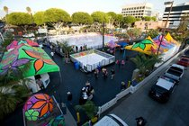ICE at Santa Monica - Holiday Event   Special Event in Los Angeles.