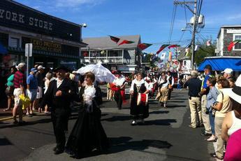 Provincetown Portuguese Festival - Cultural Festival | Parade in Boston.