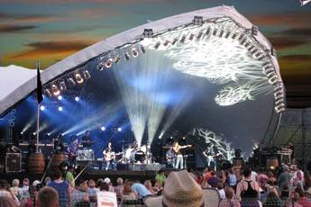 Crystal Palace Garden Party - Music Festival | Outdoor Event in London.
