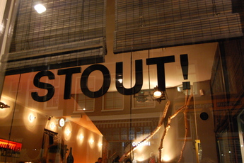 STOUT! - Bar | Café in Amsterdam.