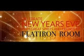 New Year's Eve 2014 at the Flatiron Room - Party | Holiday Event | Food & Drink Event in New York.