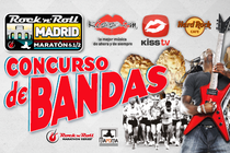 Rock 'n' Roll Madrid Marathon Concurso de Bandas - Concert in Madrid.