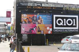Clark and Belmont - Outdoor Activity | Shopping Area in Chicago.