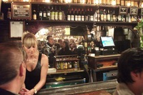 Ángel Sierra - Bar in Madrid.