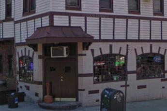 Palace Café - Dive Bar in New York.