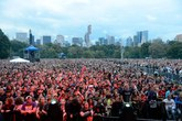 Global Citizen Festival - Music Festival in New York.