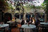 The Little Door - French Restaurant in Los Angeles.