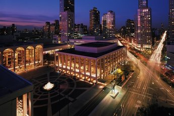 Lincoln Center - Concert Venue | Performing Arts Center in New York.