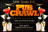 New Year's Eve PubCrawl Chicago - Food & Drink Event | Holiday Event in Chicago.