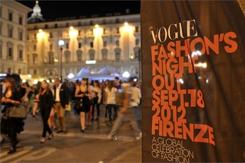 Fashion's Night Out (Florence) - Fashion Event in Florence.