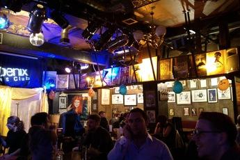 The Phoenix Artist Club - Bar | Members Club in London.
