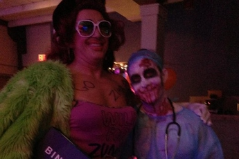 Go Out Loud Halloween Party - Holiday Event   Costume Party in Boston.