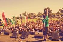 Shoreline Jam - Music Festival in Los Angeles.