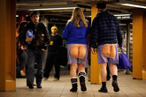 No Pants Metro Ride DC - Special Event in Washington, DC.