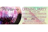 Privilege 2013 Opening Party - DJ Event | Concert in Ibiza.