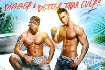 Circuit Gay Festival Barcelona August Gay Party Earth