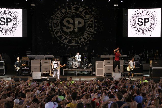 Photo of Simple Plan
