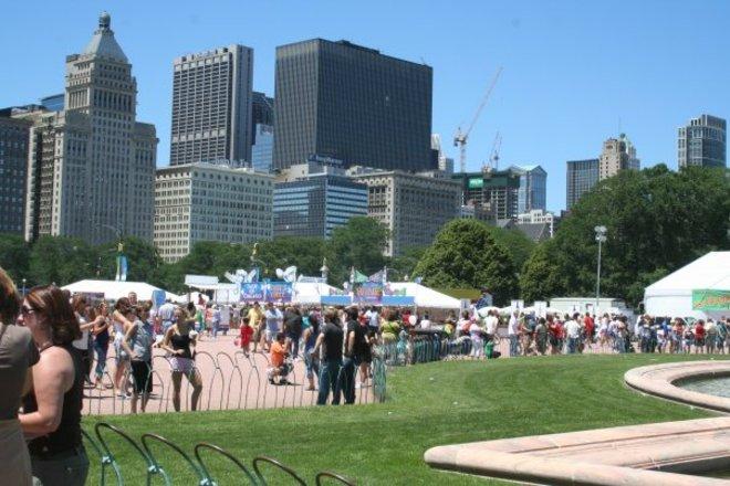 Photo of Taste of Chicago 2012
