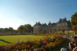 Luxembourg Gardens - Outdoor Activity | Park in Paris.