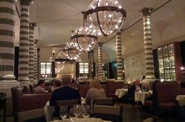 Massimo Restaurant & Oyster Bar - Italian Restaurant | Oyster Bar | Seafood Restaurant in London.