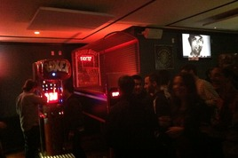 The Wreck Room - Sports Bar   Arcade in San Francisco.