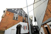 Craven Cottage - Stadium in London.