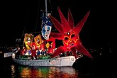 Marina del Rey Holiday Boat Parade - Festival | Holiday Event | Parade | Special Event in Los Angeles.