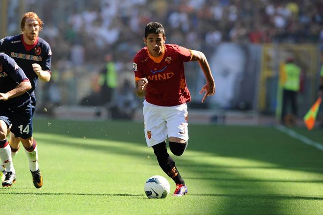 Photo of AS Roma vs. Novara Calcio